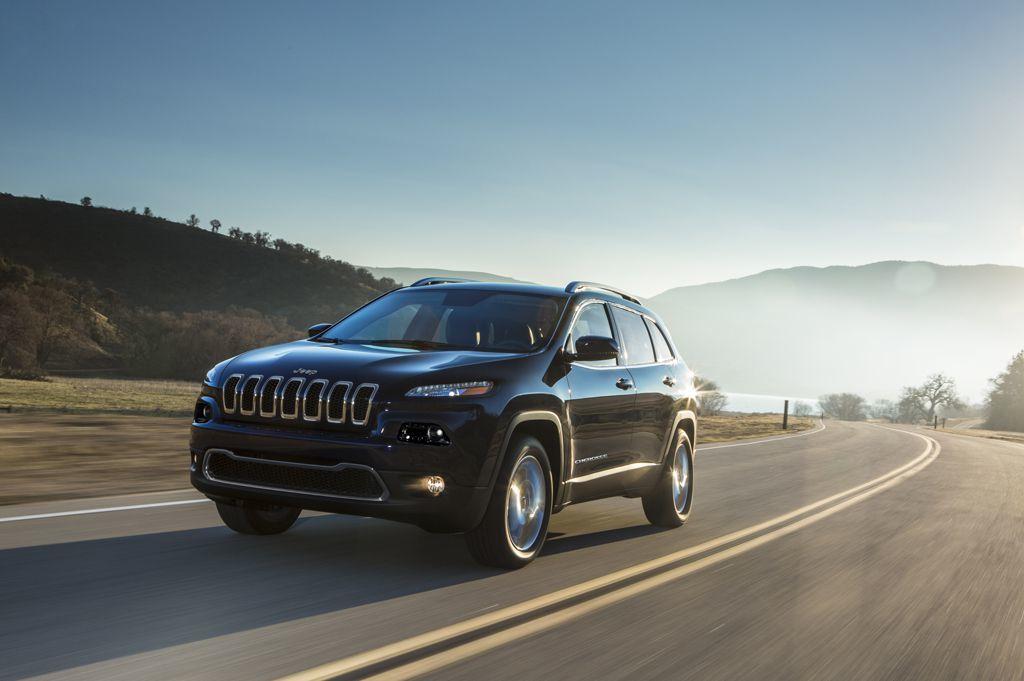 Jeep Cherokee 2014 14