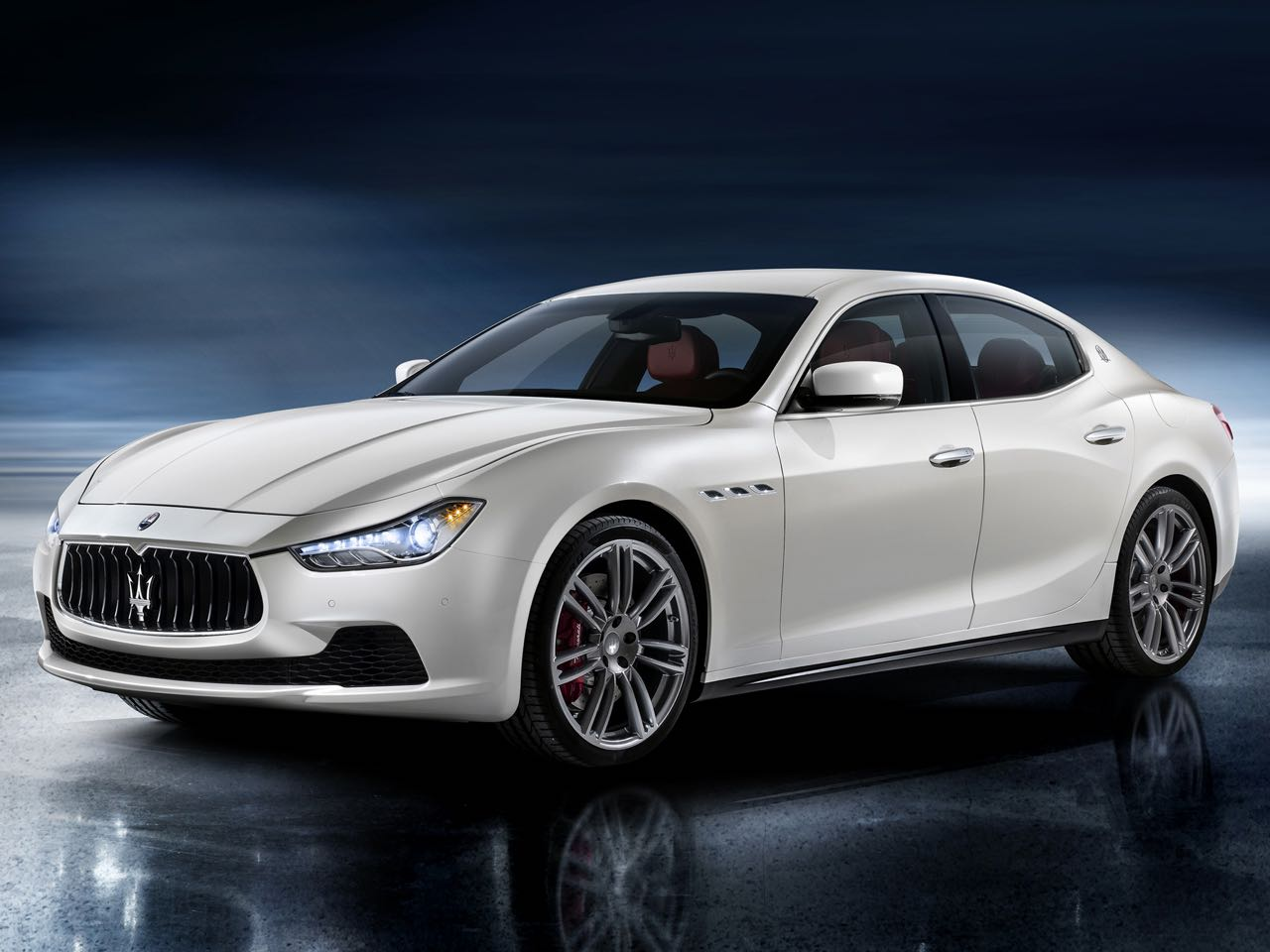 Maserati Ghibli 2014 – 5