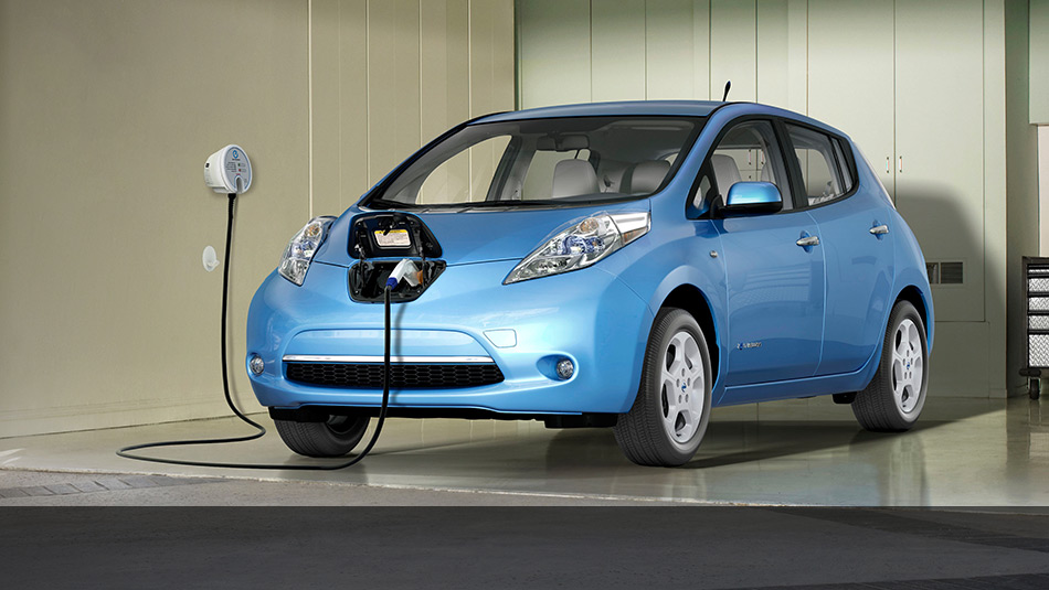 Nissan Leaf recarga