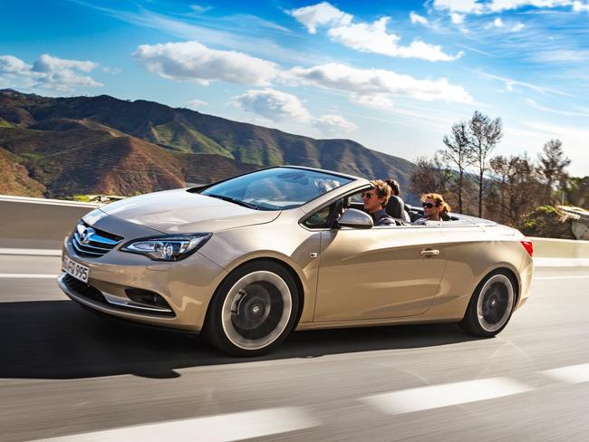 Opel Cabrio 2013 4