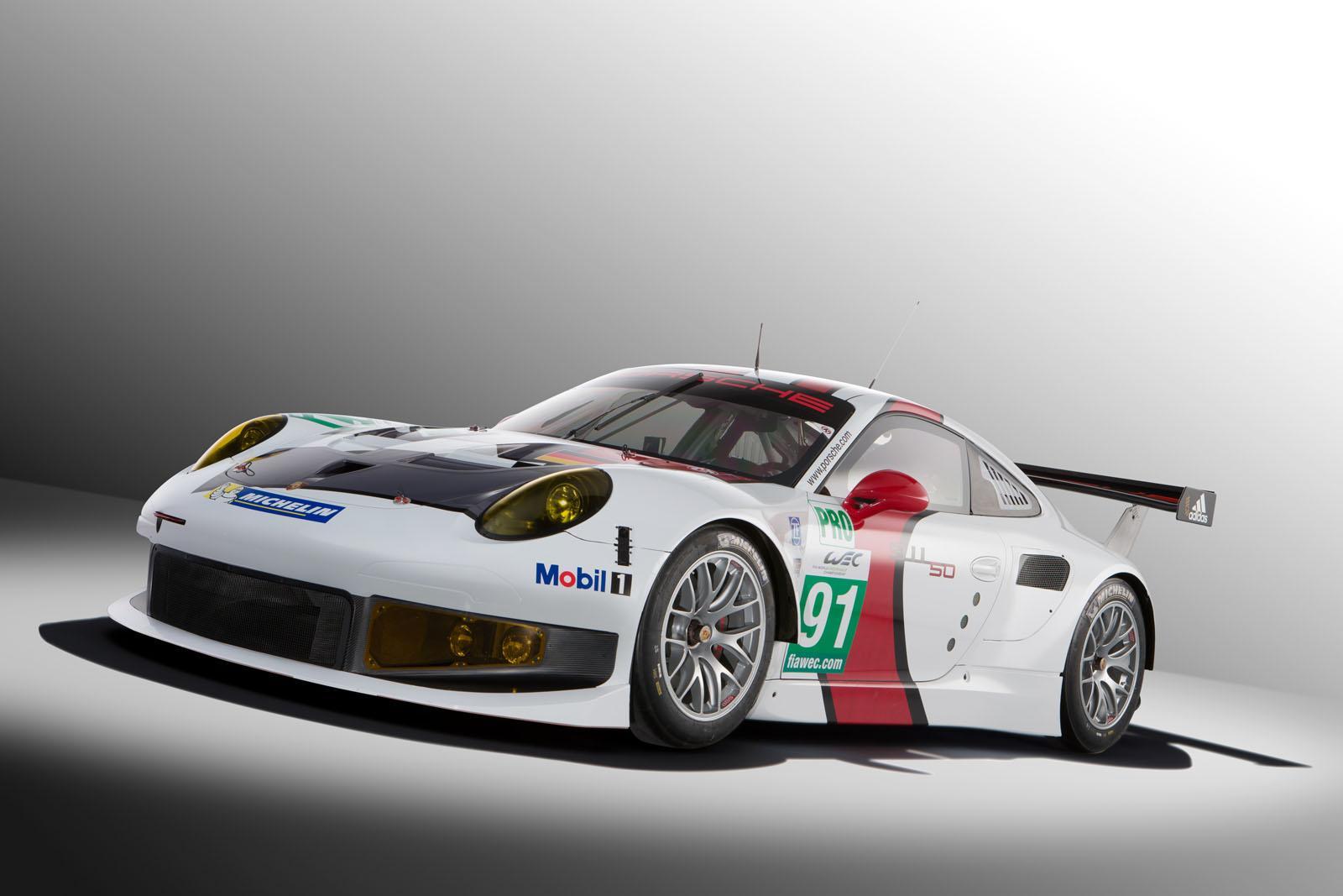 Porsche 911 RSR 2013 5