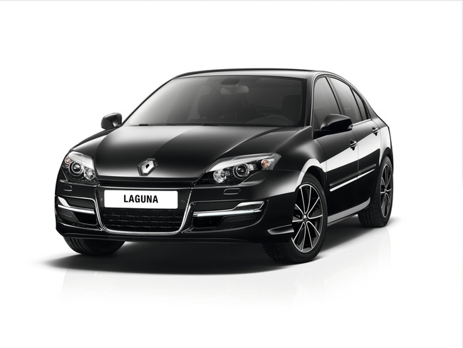 Renault Laguna Collection 2013 3