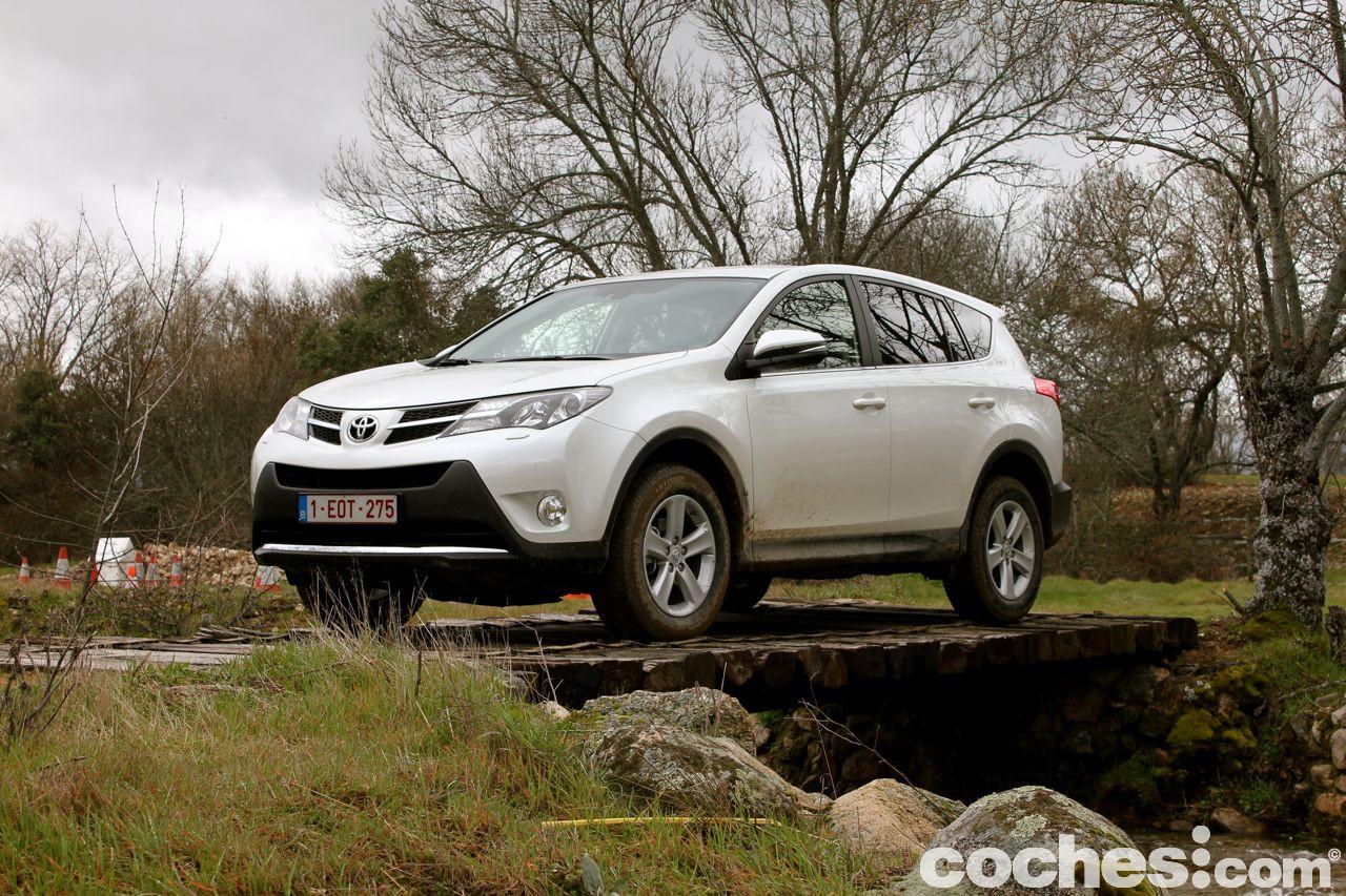 Toyota RAV4 AWD 2013 prueba  123