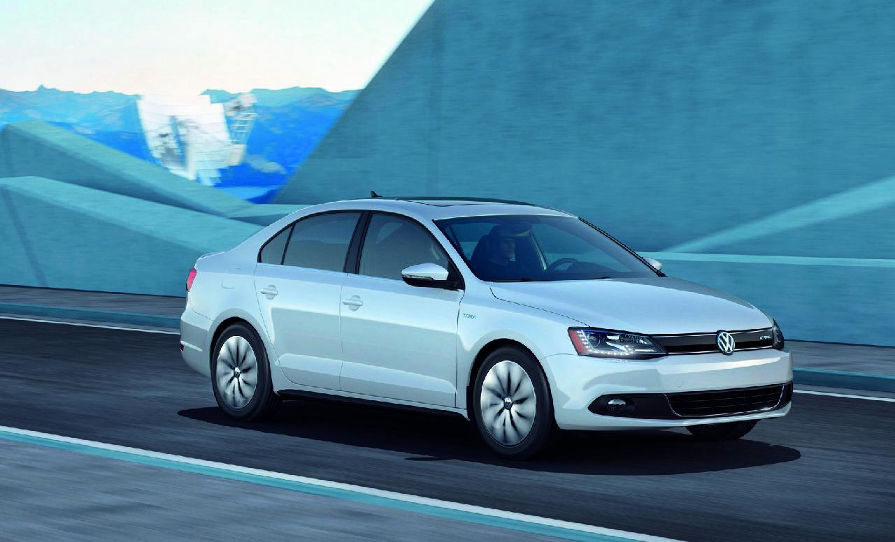 Volkswagen Jetta Hybrid 2013 10