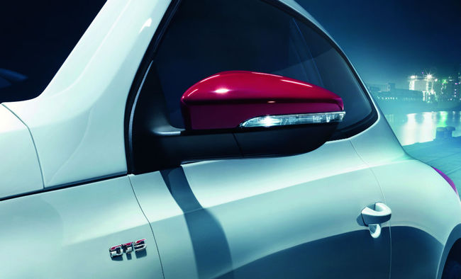 Volkswagen Scirocco GTS retrovisor