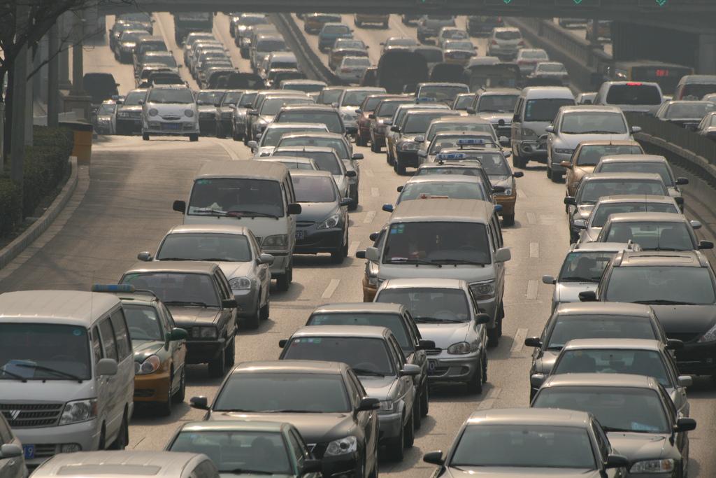 polucion coches