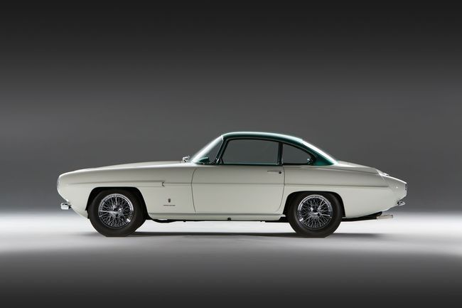 1956 Aston Martin DB2_4 MkII 'Supersonic' by Carrozzeria Ghia 3