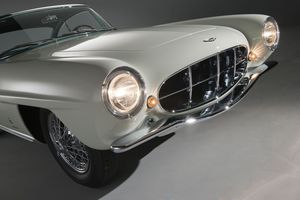 1956 Aston Martin DB2_4 MkII 'Supersonic' by Carrozzeria Ghia 7