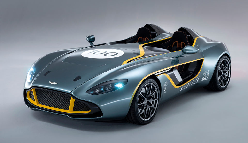 Aston Martin CC100 Speedster Concept 5