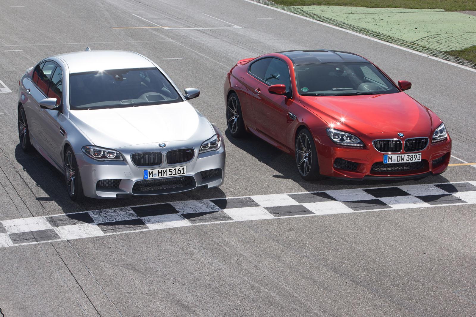 BMW M5 y M6 2013