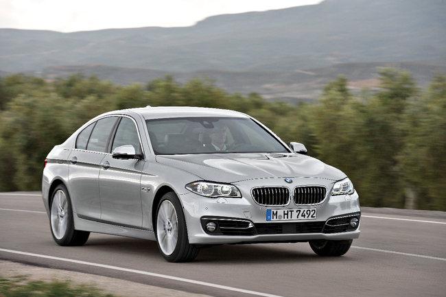 BMW Serie 5 2013 16