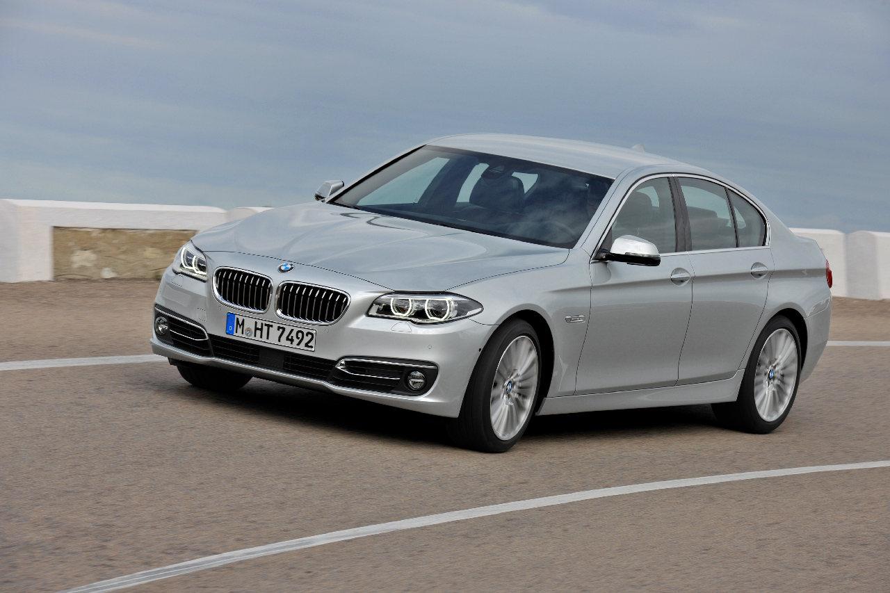 BMW Serie 5 2013 19