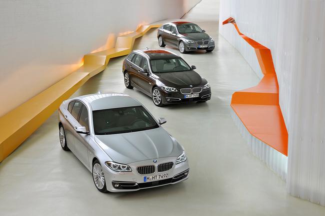 BMW Serie 5 2013 gama
