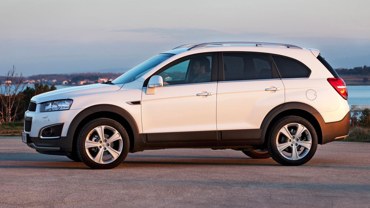 Chevrolet Captiva 2013 – 20