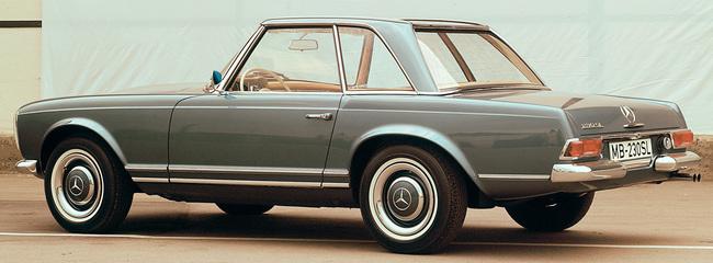 Mercedes Pagoda 230 SL 2