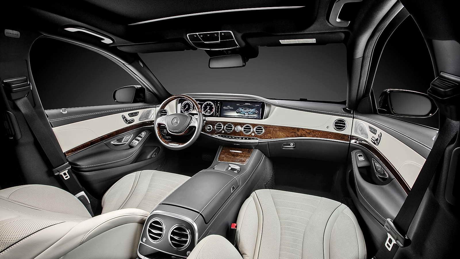 Mercedes-Benz Clase S: ¿el mejor automóvil del mundo?