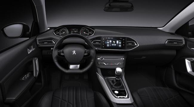 Peugeot 308 2013 interior 2