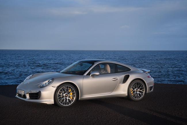 Porsche 911 Turbo 2014 1