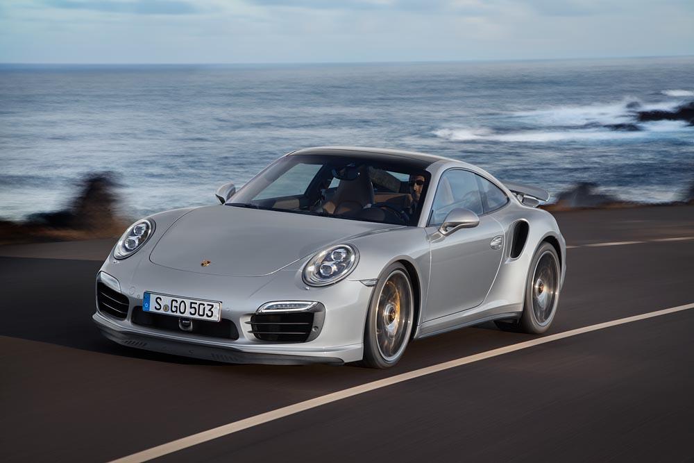 Porsche 911 Turbo 2014 4