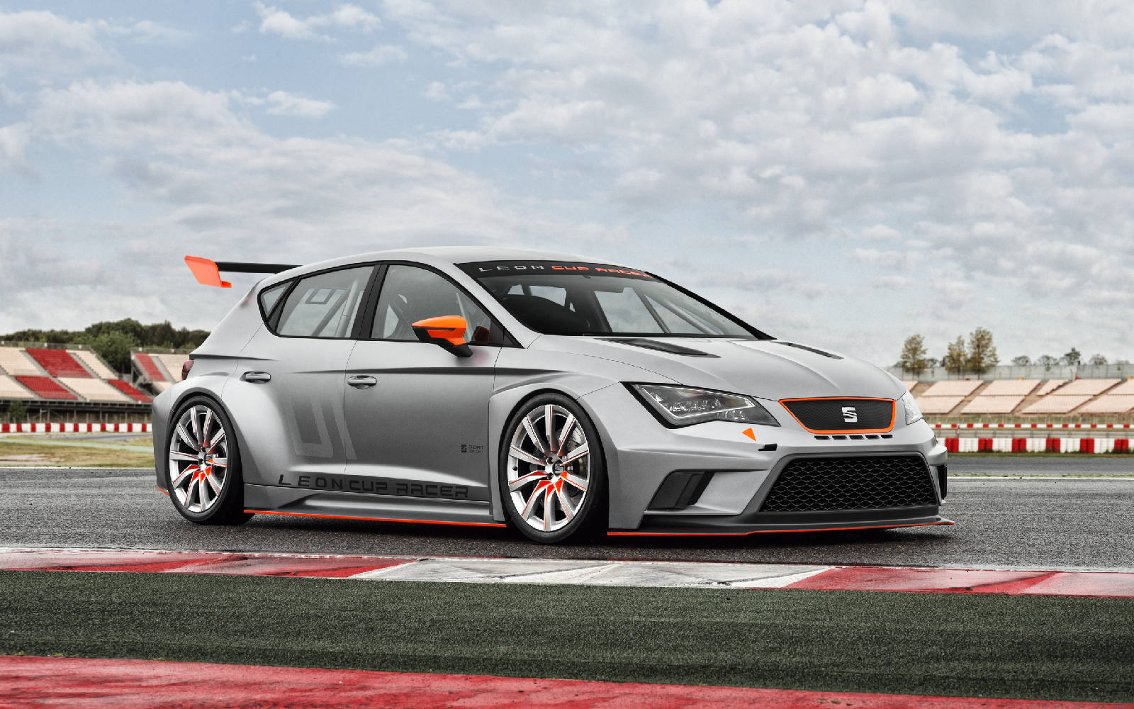 Seat Leon Cup Racer 2013 1