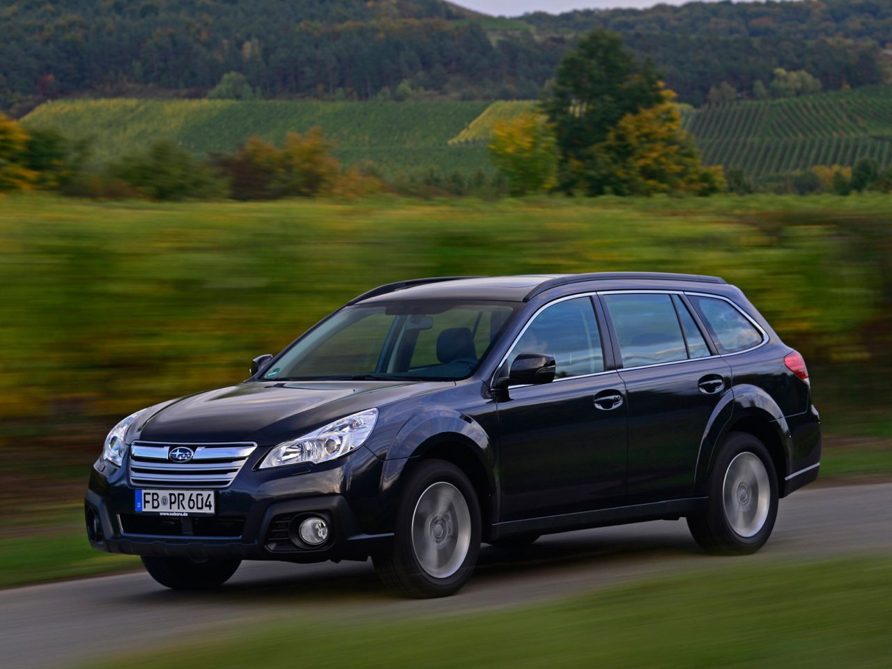 Subaru Outback 2013 23