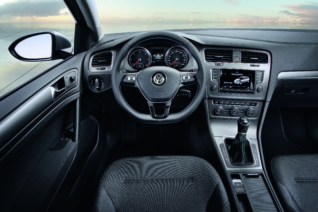 Volkswagen Golf Bluemotion 2013 5