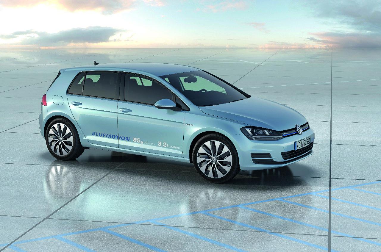 Volkswagen Golf Bluemotion 2013 6