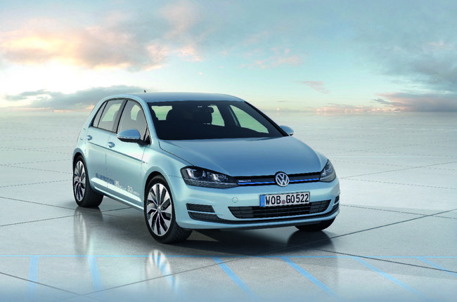 Volkswagen Golf Bluemotion 2013 7