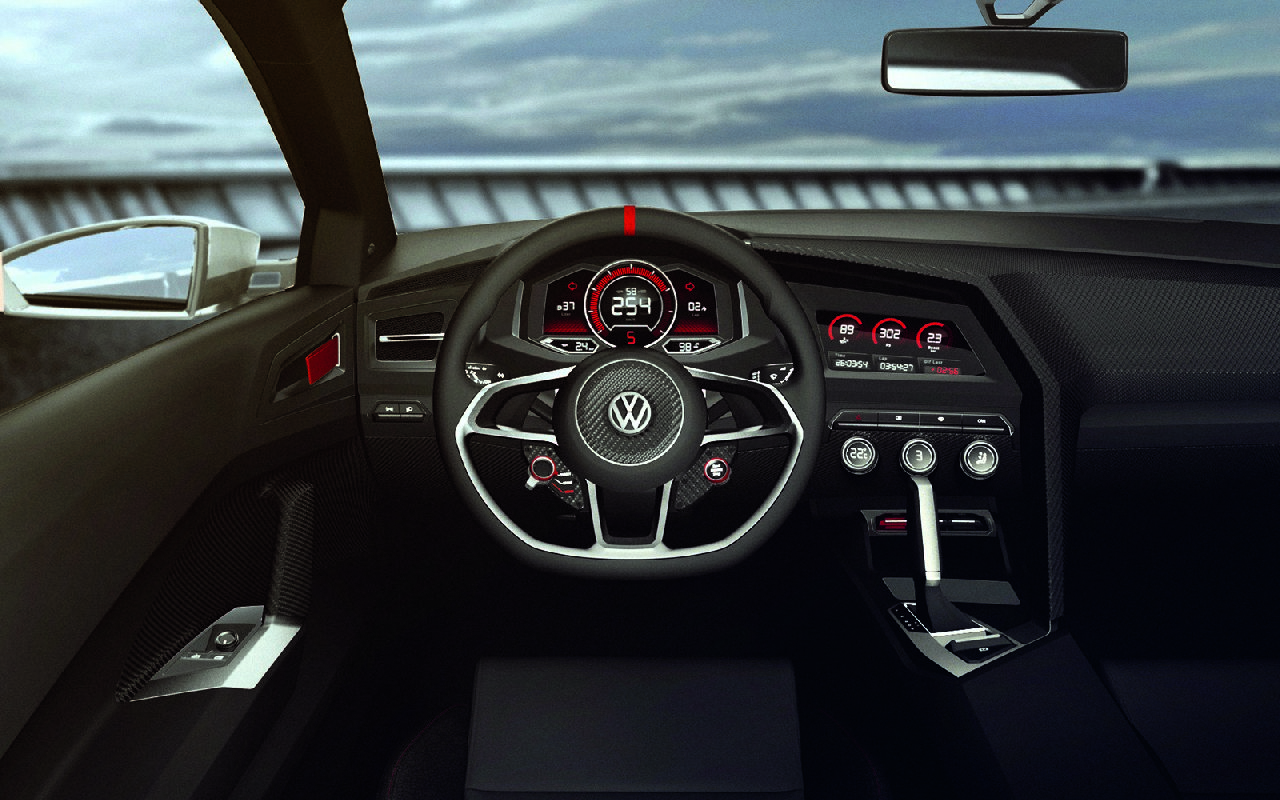 Foto Golf 7 Gti Pictures to pin on Pinterest