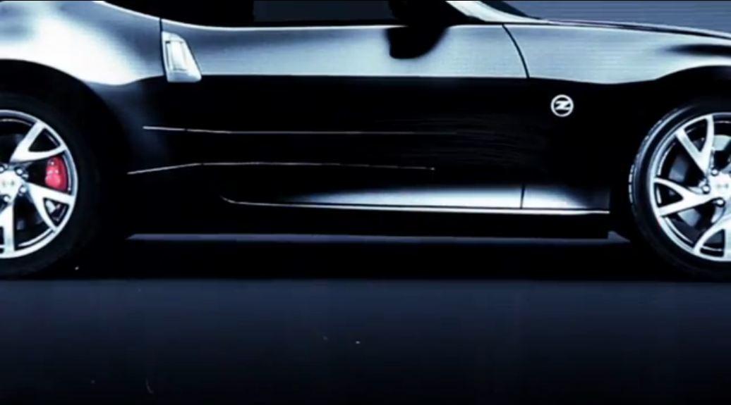 anuncio iPad pintura Nissan