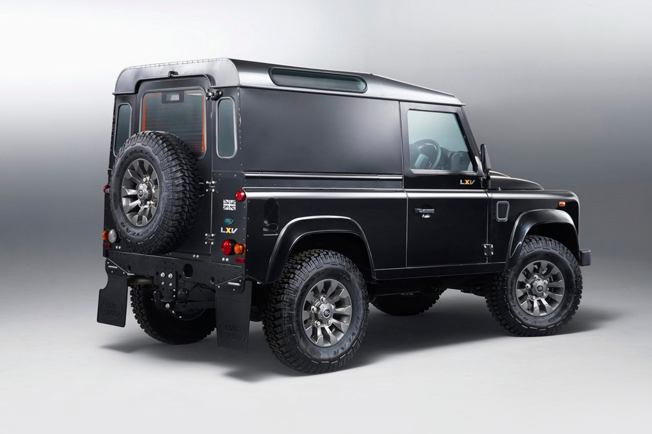 Land Rover Defender Lxv Special Edition 65 A 241 Os Sin Retirarse
