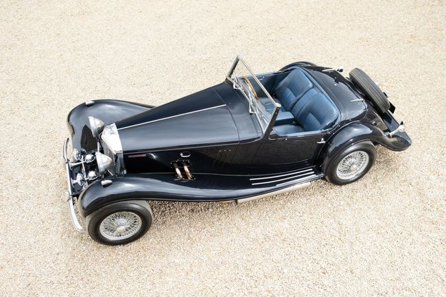 1953 Bentley R-Type Special Roadster - 00007