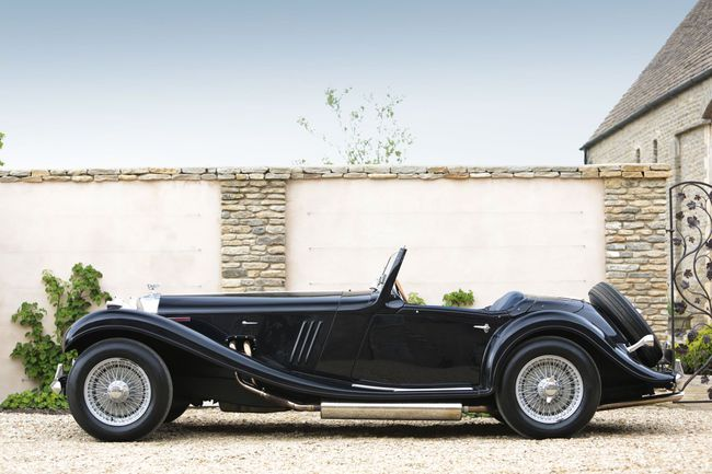 1953 Bentley R-Type Special Roadster - 00010