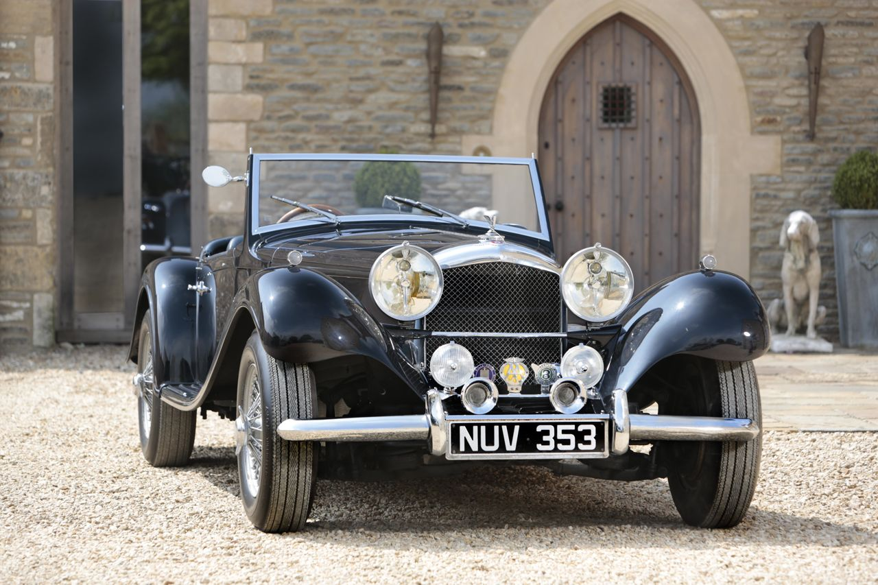 1953 Bentley R-Type Special Roadster – 00021