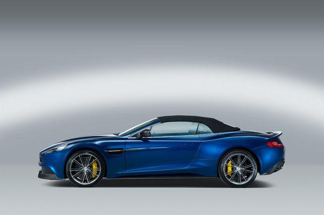 Aston Martin Vanquish Volante 2013 04