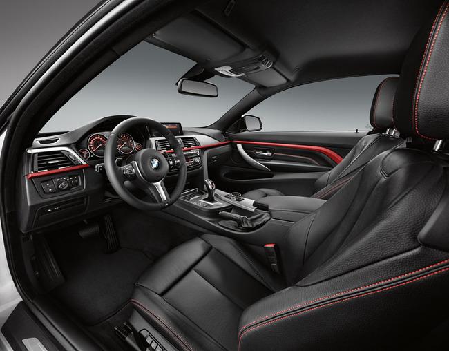 BMW Serie 4 interior 6