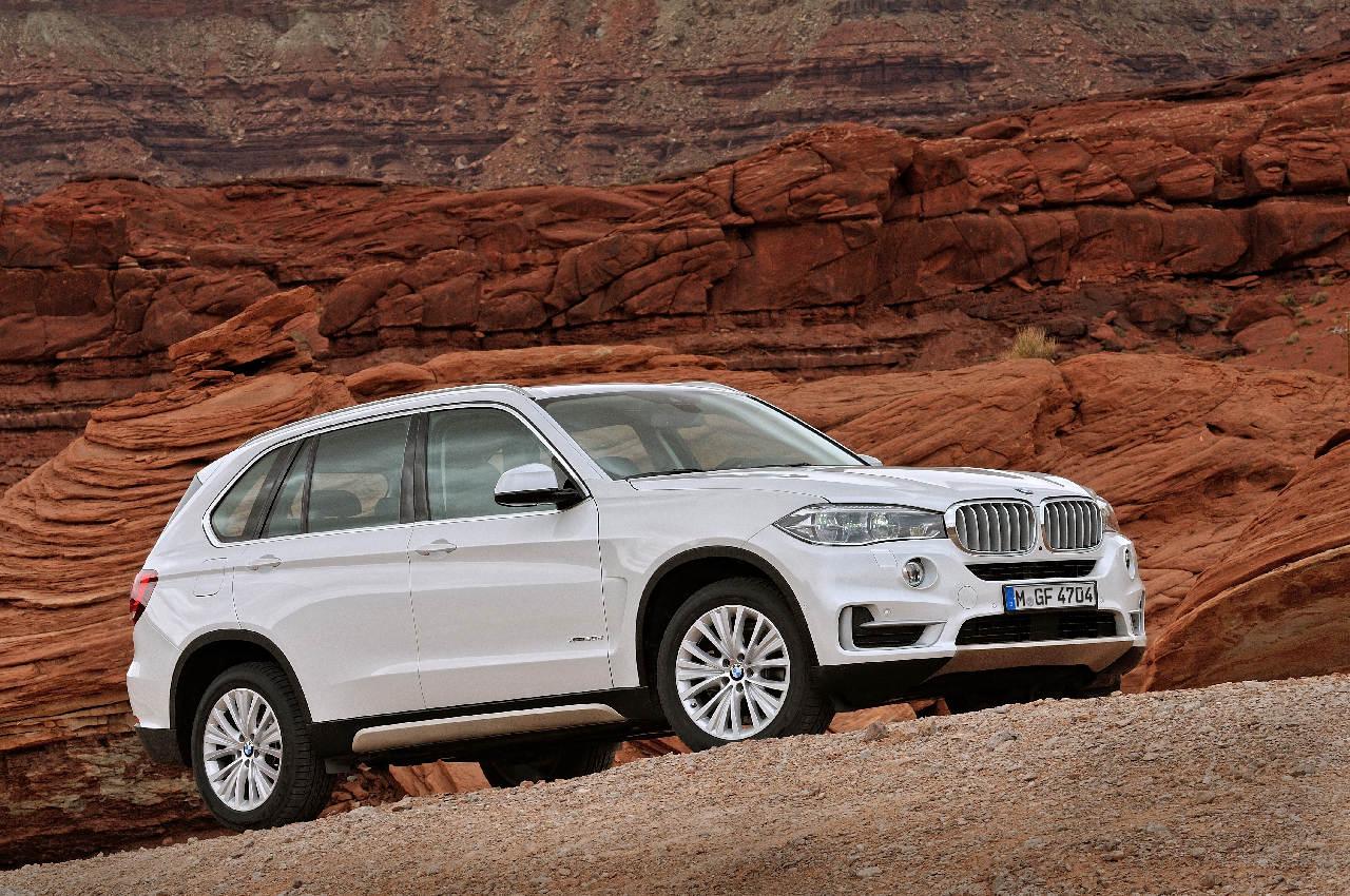 BMW X5 2013 26