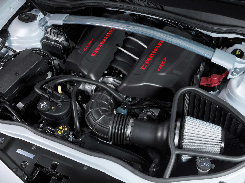 Chevrolet Camaro 2013 motor