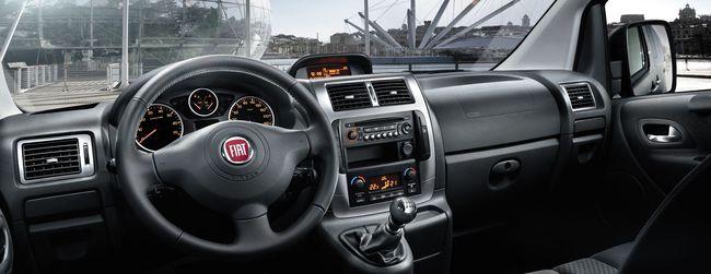 Fiat Scudo 2013 interior 2