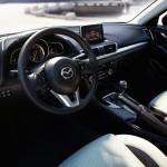Mazda 3 2013 interior 01
