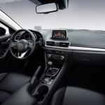 Mazda 3 2013 interior 02