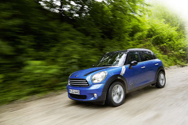 Mini Cooper Countryman All4 2013 57