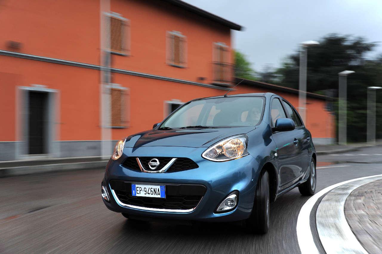 Nissan Micra 2013 19