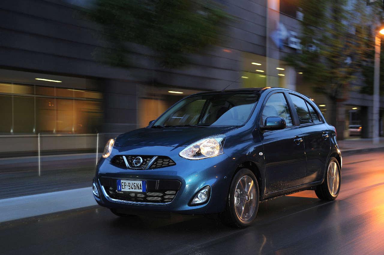 Nissan Micra 2013 22