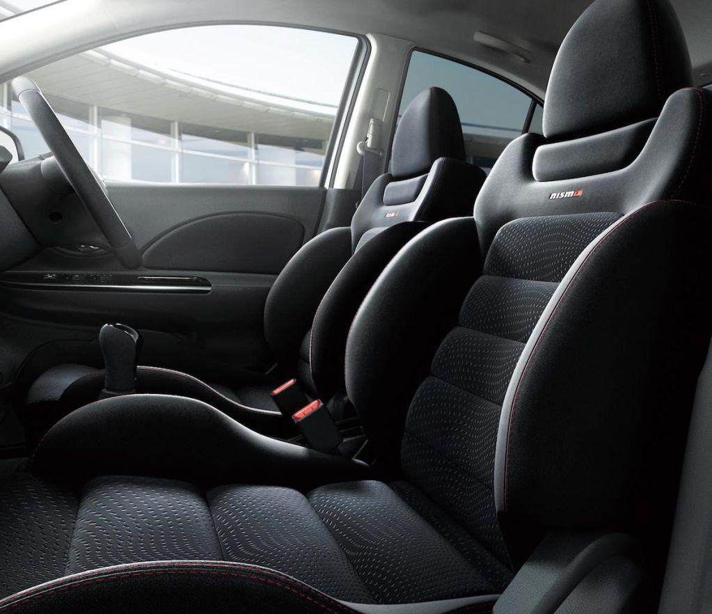 2013 Nissan Gt R Interior: Nissan Micra Nismo: Deportividad Comprimida
