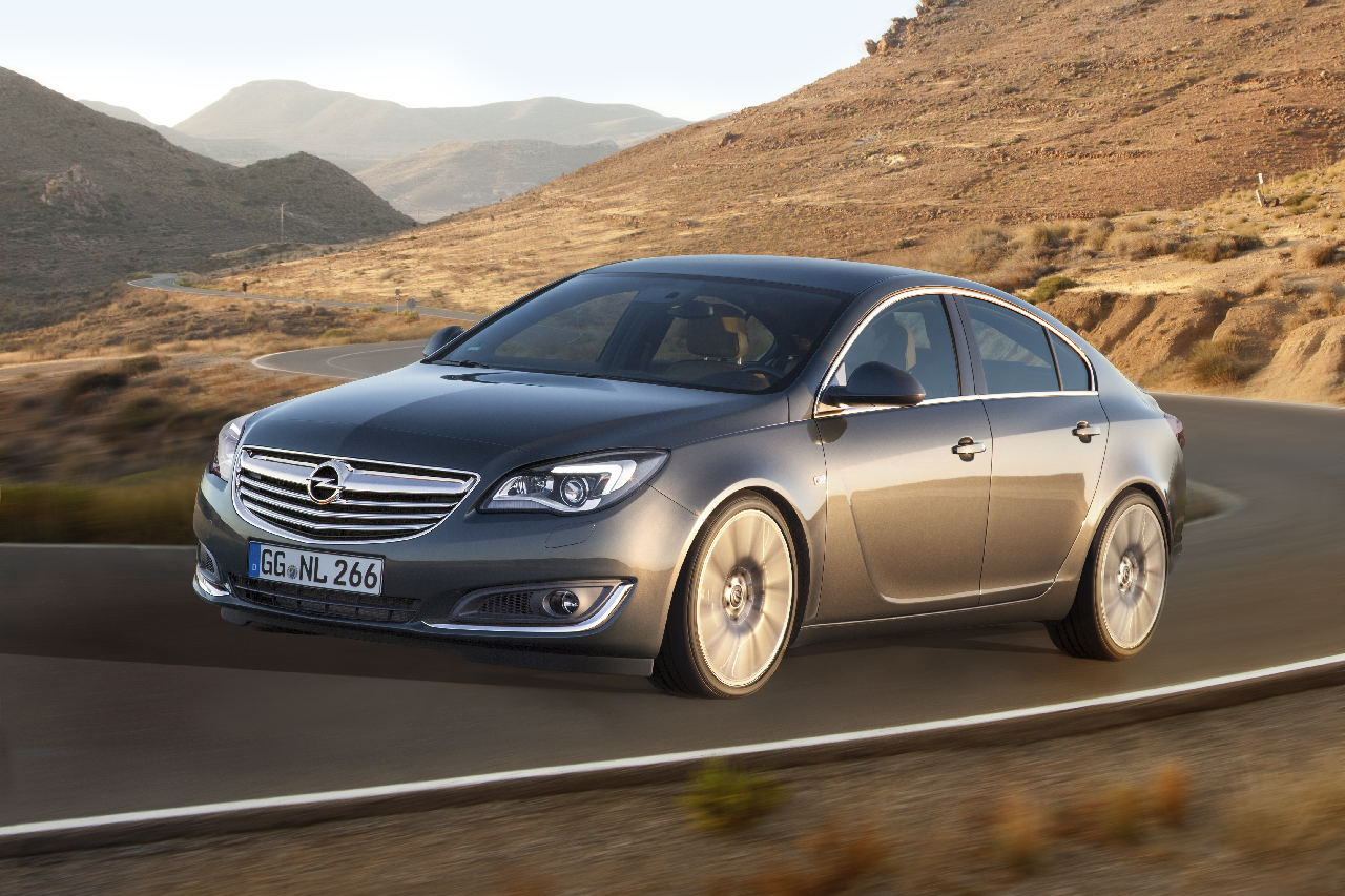 Opel Insignia 2013 4