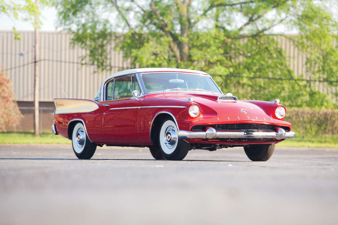 Packard Hawk Sport Coupe 1958 1