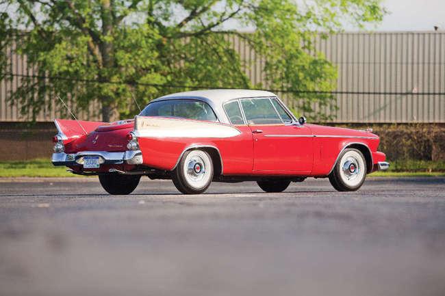 Packard Hawk Sport Coupe 1958 2