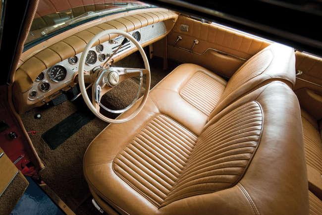 Packard Hawk Sport Coupe 1958 4