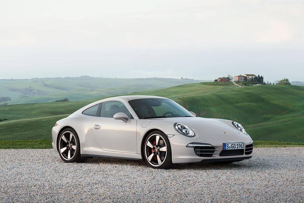 Porsche 911 50 aniversario 2013 3